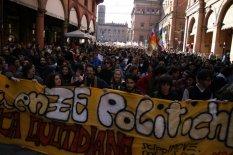 Üliõpilaste protest 2008